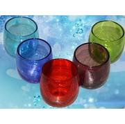 色鮮やか で キュート な 琉球 たる型グラス